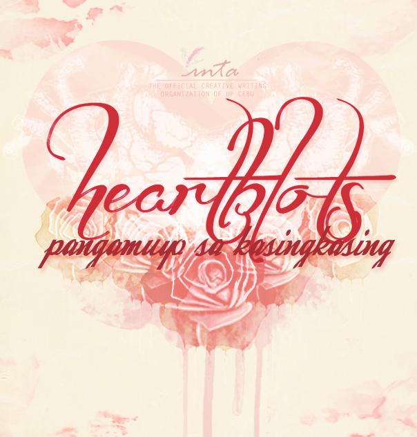 Heartblots: Pangamuyo sa Kasingkasing logo